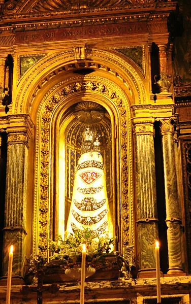 Our Lady of Loreto, Patroness of air travel