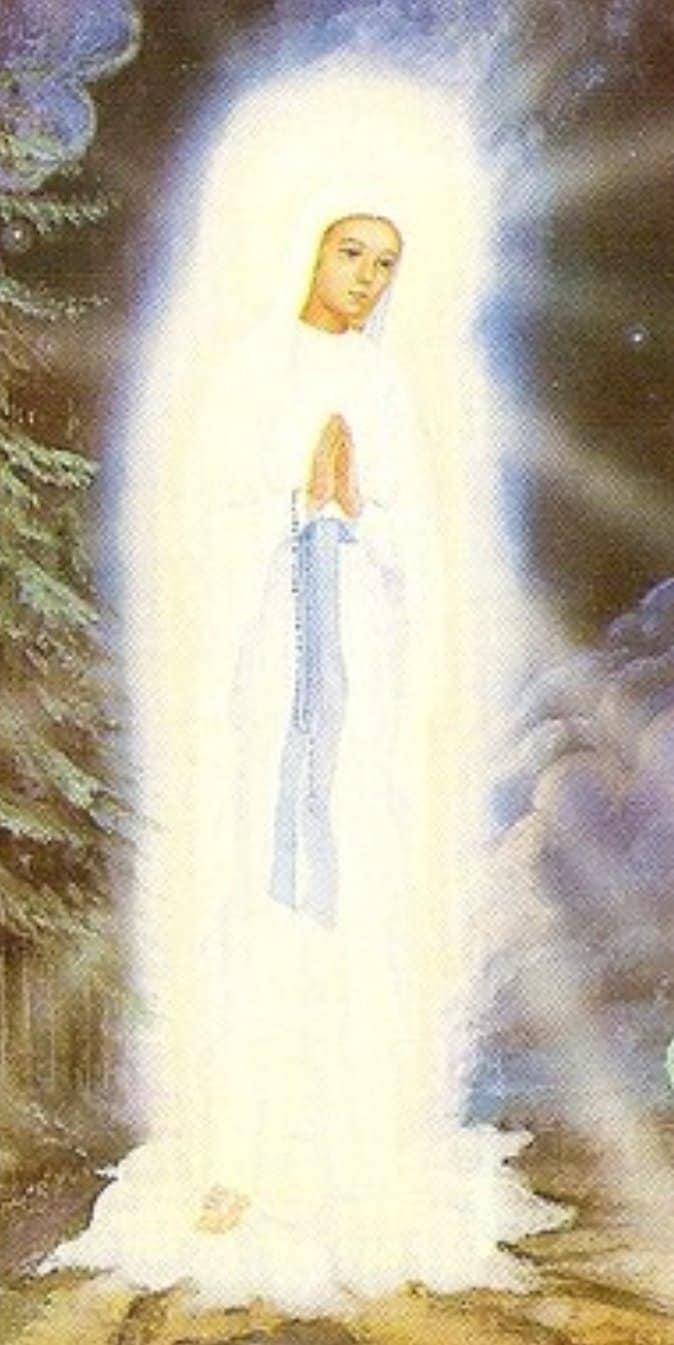 The Virgin of the Poor